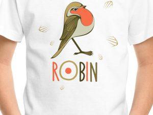 Птиче - Блузка с буквата Р
