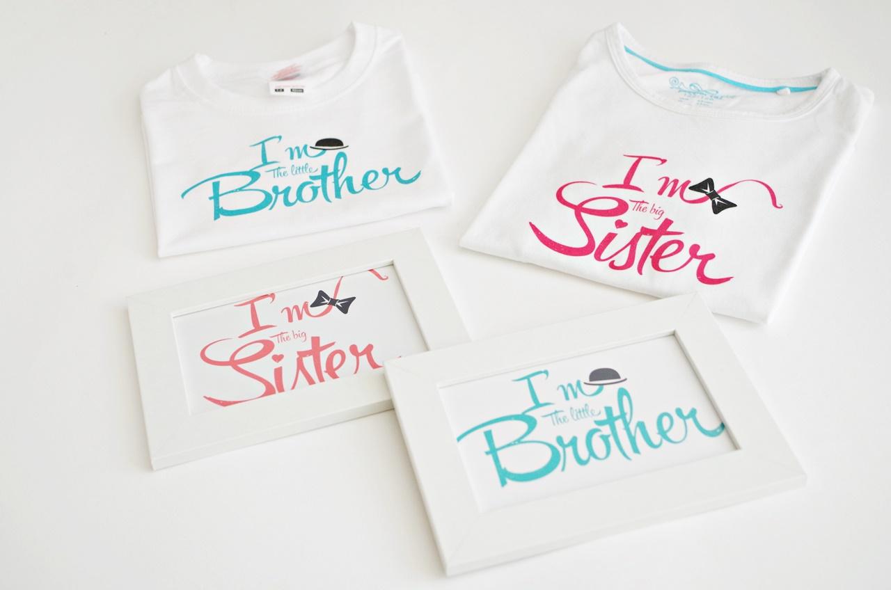 Тениски за братя и сестри