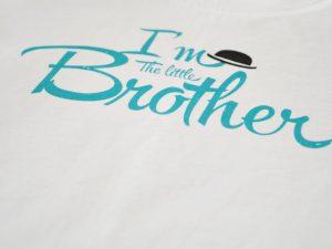 Малък Брат персонализирана блуза