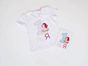 Персонализирана блуза за момичета с Фея