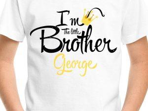 Персонализирана блузка Малък Брат