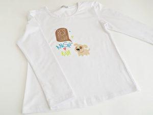 Персонализирана тениска за добри приятелки