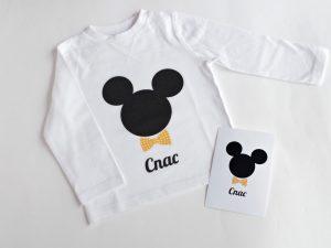 Блузка за рожден ден Mickey Mouse