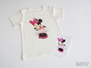 Блузка с Minnie Mouse