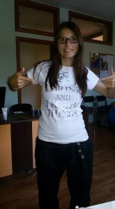 I drink and know things - Тениска със забавна щампа