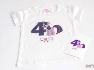 Малкото Пони блуза с надпис