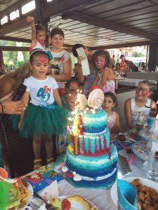 Дрехи за рожден ден Малката Русалка