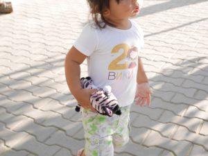 Вики с блузка Малка Принцеса
