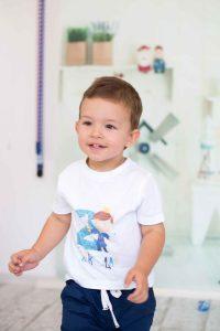 Детска блуза принц за рожден ден
