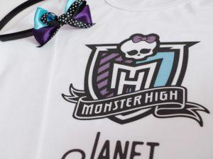 Блузка с име Monster High