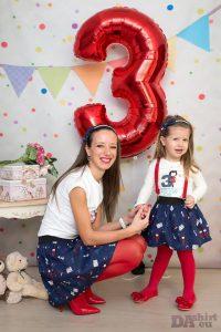 Детски комплект за рожден ден червената шапчица