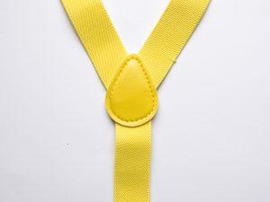 Свежи тиранти в жълто