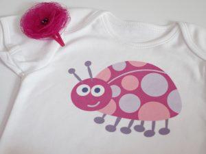 Блузка с розова калинка
