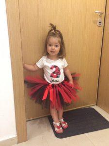 Калинка Яна на 2 годинки