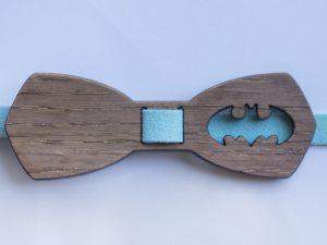 Детска папионка батман - подарък за рожден ден за момче