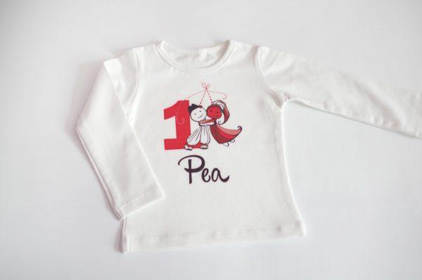 детска блузка уникална матерничка