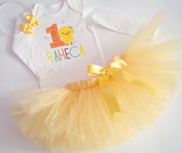 Детски комплект с патенце за рожден ден