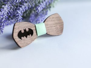 папийонка за рожден ден с батман
